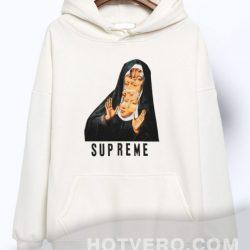Best Supreme NUN Religious Sister Unisex Hoodie
