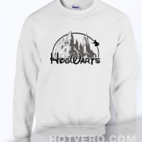 Cheap Harry Potter Hogwarts Castle Unisex Sweatshirt