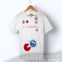 Cheap L'Antivirus Aids Day Campaign T Shirt