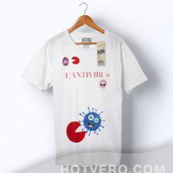 Cheap L'Antivirus Aids Day Campaign T Shirt