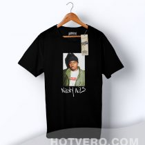 Cheap Supreme Nasty Nas Urban T Shirt