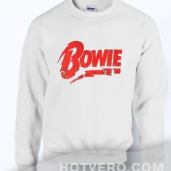 David Bowie Amplified Symbol Unisex Sweatshirt