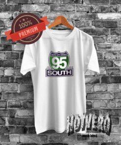 95 South Quad City Knock Vintage Hip Hop T Shirt