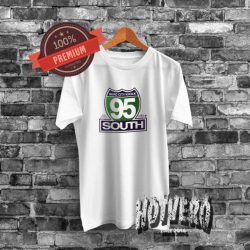 95 South Quad City Knock Vintage Hip Hop T Shirt