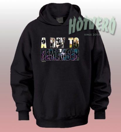 A Day To Remember ADTR Rock Band Hoodie
