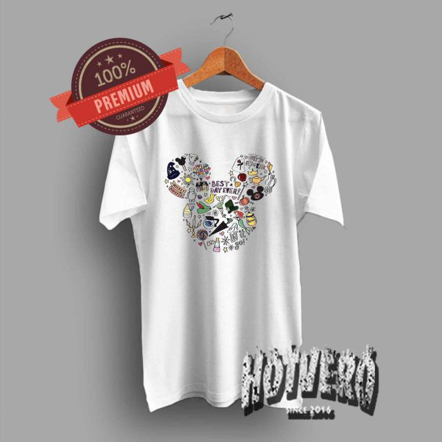 Best Day Ever Mickey Mouse T Shirt Disney Outfit