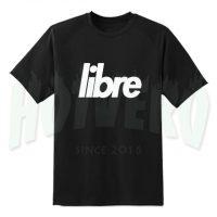 Best Libre Tour Black T Shirt