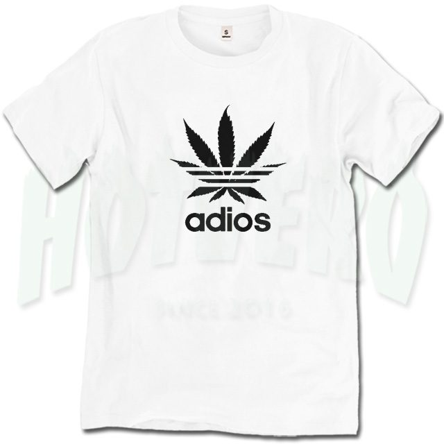 Cheap Adios Adidas Inspired Urban T Shirt Sale