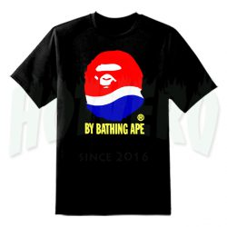 Cheap Bathing Ape Pepsi Cola Vintage T Shirt