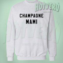 Cheap Champagne Mami Drake Unisex Sweatshirt