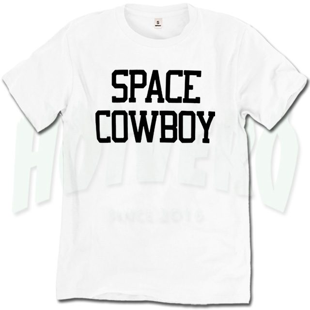 Cheap Ganny Harvard Space Cowboy T Shirt
