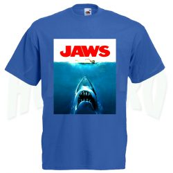 Cheap Jaws Shark Classic Movie T Shirt