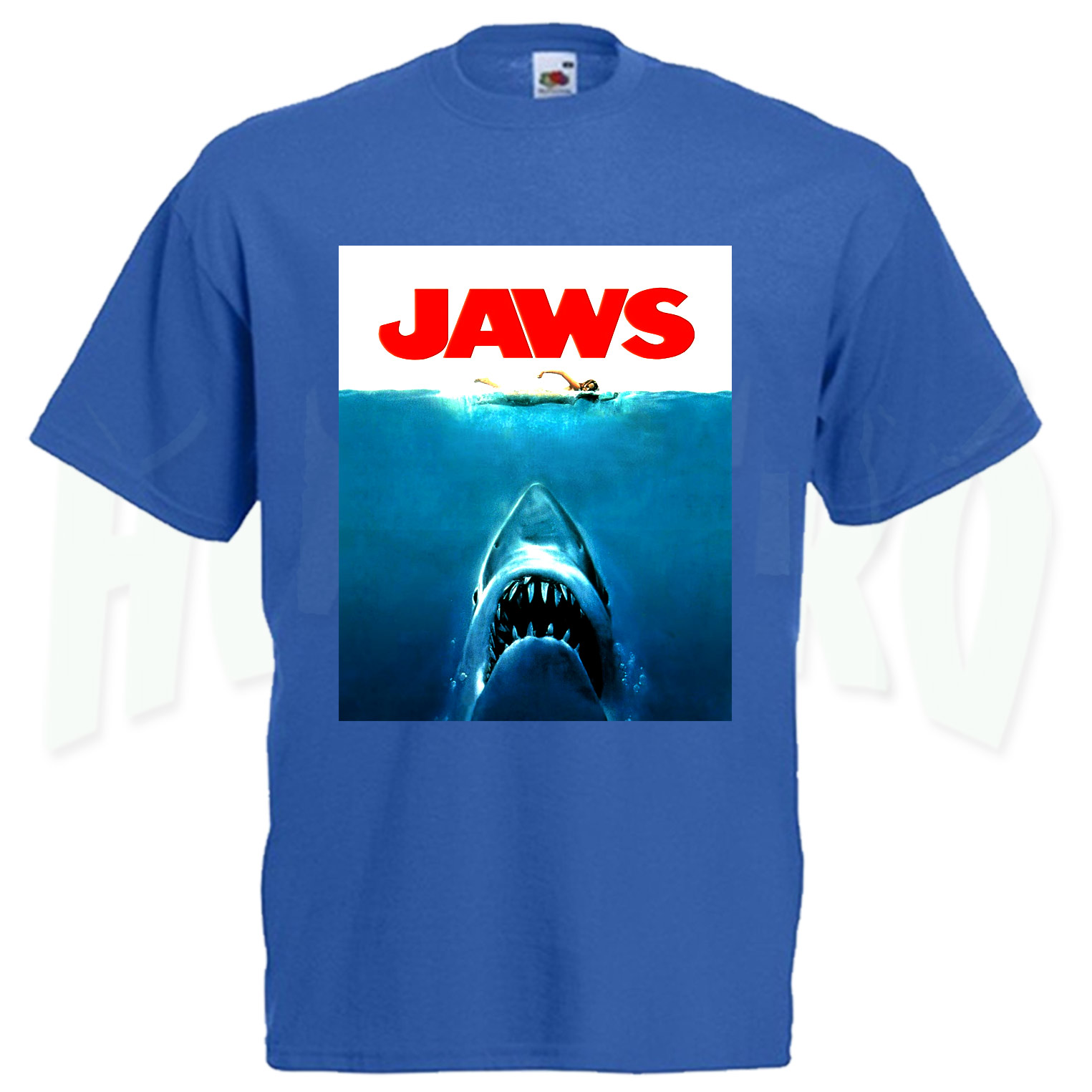 0fbc0f99 Cheap Jaws Shark Classic Movie T Shirt By HotVero