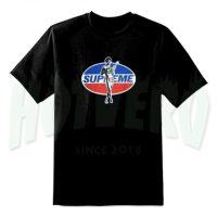 Cheap Supreme Pepsi Collaboration Urban T Shirt