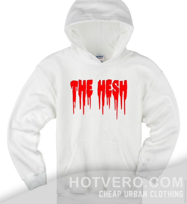 Cheap The Hesh Sprite Blood Unisex Hoodie