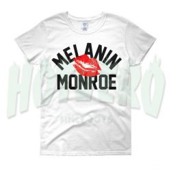Cool Melanin Vs Marilyn Monroe Vintage T Shirt