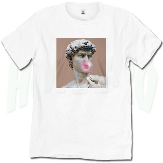 David Michelangelo Bubblegum Pink T Shirt