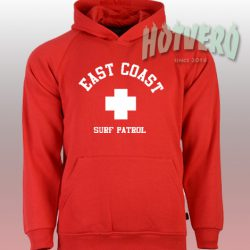 East Coast Surf Patrol Lifeguard Cool Hoodie