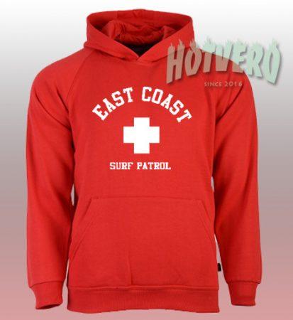 East Coast Surf Patrol Lifeguard Cool Hoodie