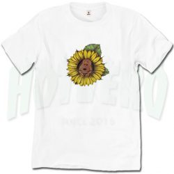 Funny Snoopy Sunflower Summer T Shirt