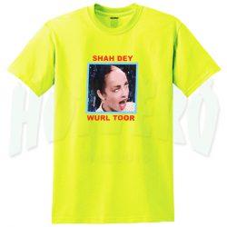 Golf Wang Shah Dey Wurl Toor Vintage T Shirt