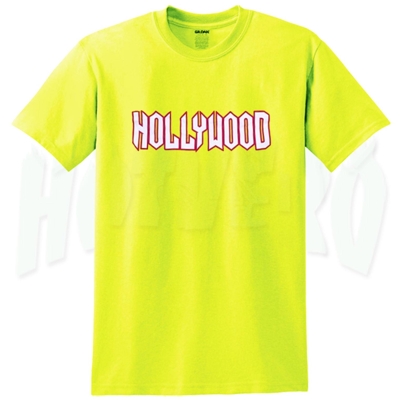 Hollywood Vintage T Shirt Design For Teen