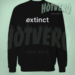 Internet Explore Extinction Cool Sweatshirt