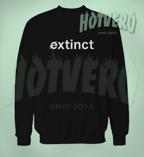 Internet Explore Extinction Cool Sweatshirt