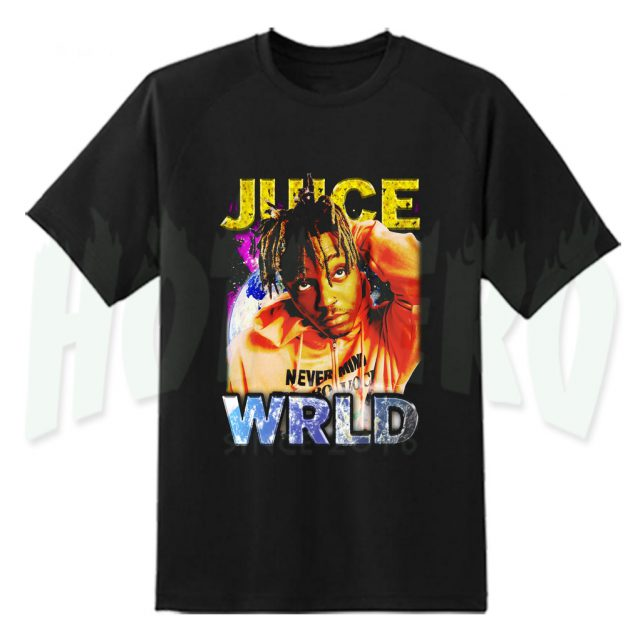 Juice WRLD Lucid Dreams Hip Hop T Shirt
