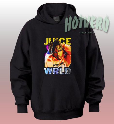 Juice WRLD Unisex Hip Hop Hoodie