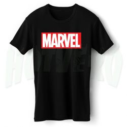 Marvel Superhero Symbol T Shirt