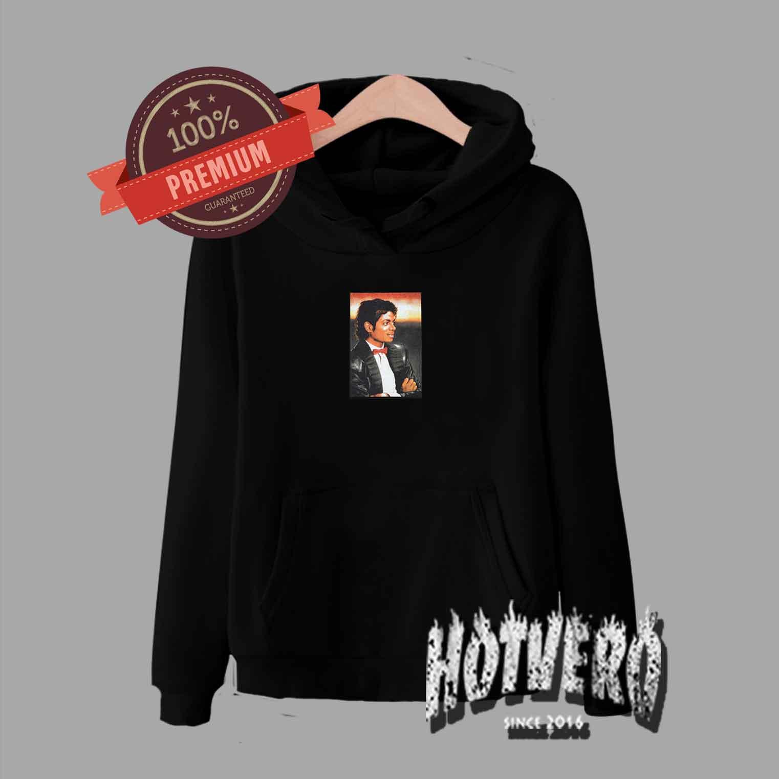 buy online caad7 96279 New Supreme MJ Michael Jackson Unisex Hoodie