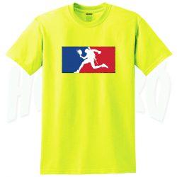 PUBG Pan T Shirt NBA Logo Parody