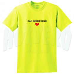 Sad Girls Club XXXTENTACION Fans T Shirt