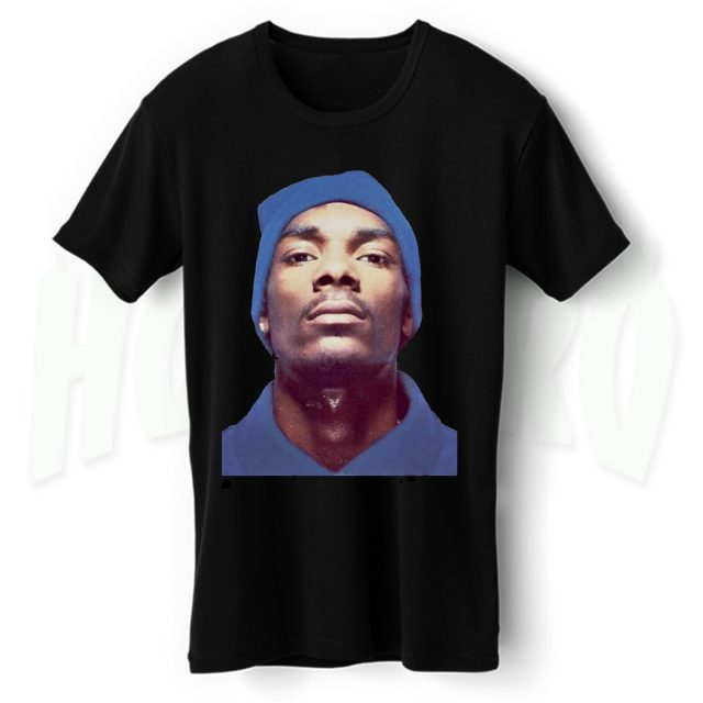 Snoop Dogg Beanie Profile Hip Hop T Shirt