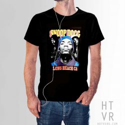 Snoop Dogg Long Beach CA Vintage T Shirt
