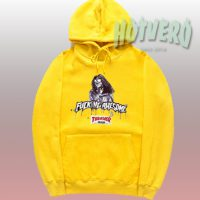 Thrasher Feat Fucking Awesome Unisex Hoodie
