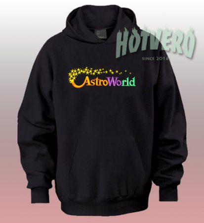 Travis Scott Astroworld Cool Unisex Hoodie