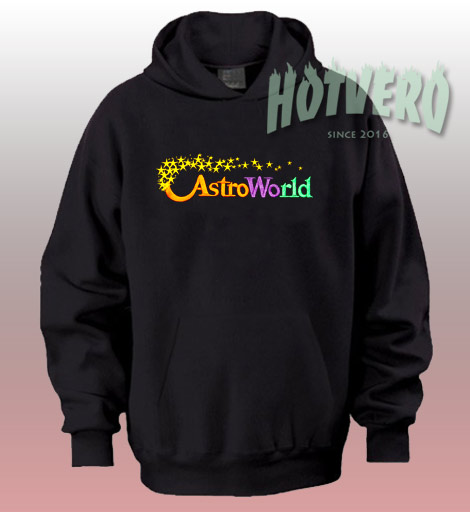 Travis Scott Astroworld Cool Unisex Hoodie