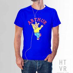 Vintage Arthur Cartoon 90s Movie T Shirt