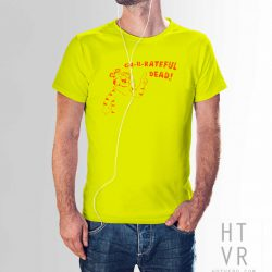 Vintage Grateful Dead Concert T Shirt Tony The Tiger Tee