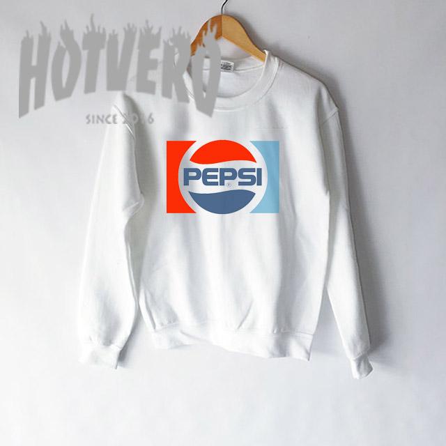 8ad27628f70e75 Vintage Pepsi Cola Unisex Sweatshirt by Hotvero