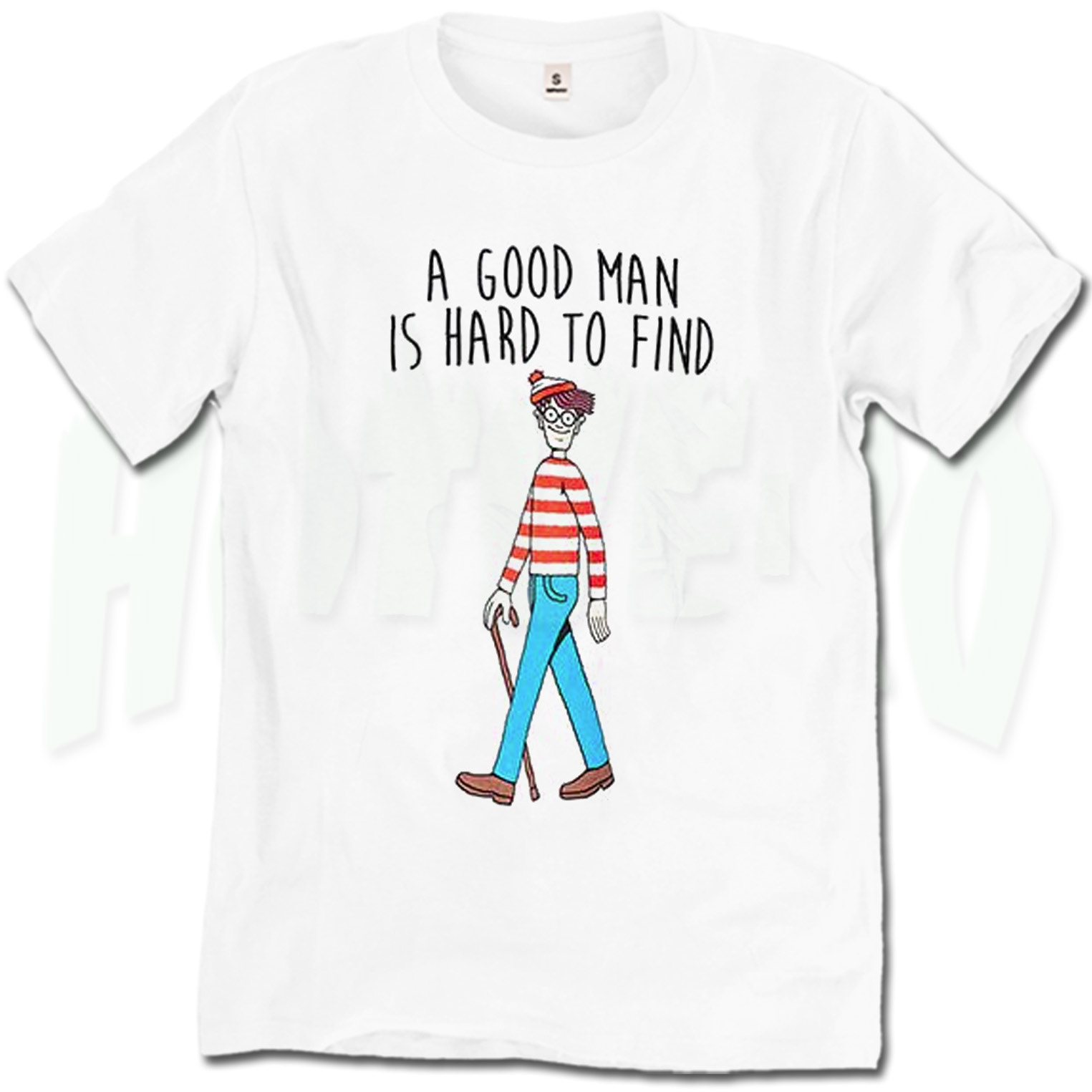 the good man is hard to find