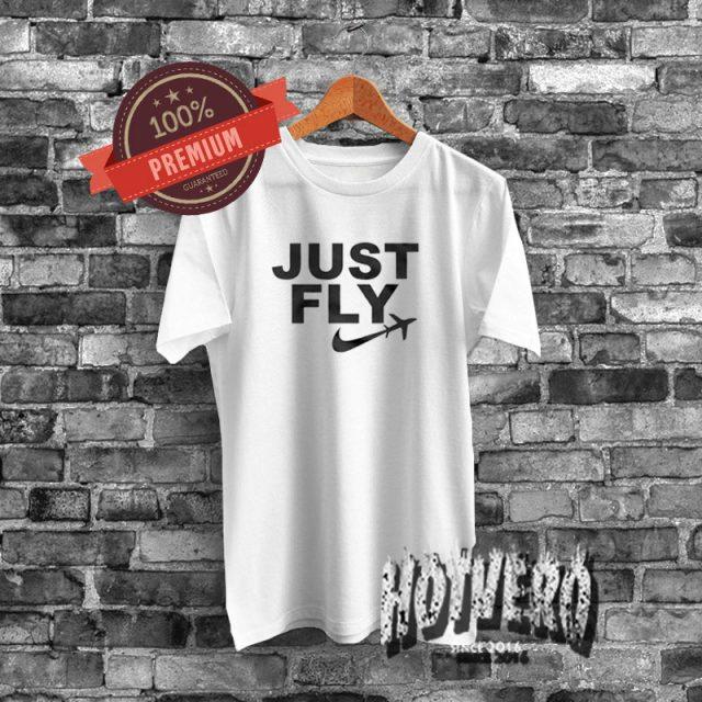 Wiz Khalifa Just Fly 420 Hip Hop T Shirt