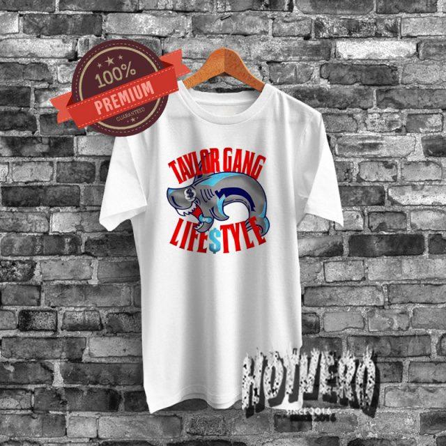 Wiz Khalifa Taylor Gang Lifestyle Hip Hop T Shirt