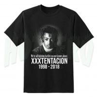 XXXTentacion In Memory 1998-2018 Hip Hop Legend T Shirt