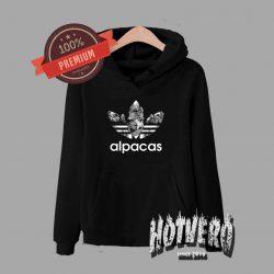 Alpacas Adidas Symbol Inspired Hoodie