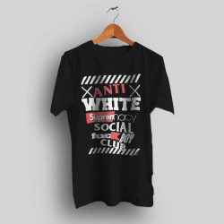 Anti Off White Supreme Social Club BBC Collabs T Shirt