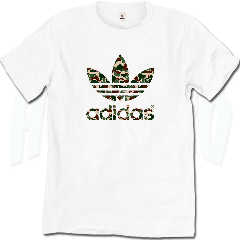 size 40 52fa3 b7a5d Bape Adidas Adicolor Camo Urban T Shirt