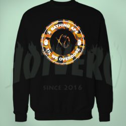 Bape X XO Till We Overdose Collabs Sweatshirt